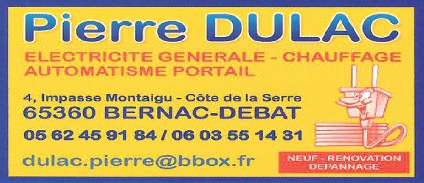 Pierre DULAC Electricité Générale